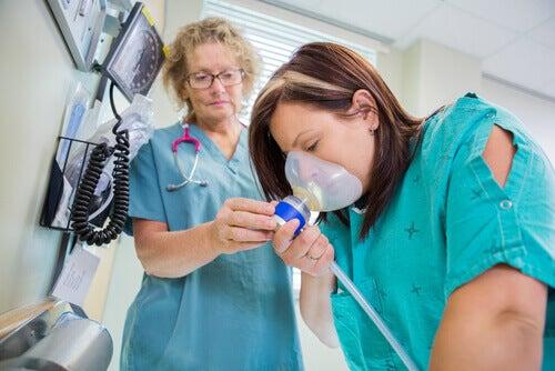 L'oxyde nitreux, un analgésique pour l'accouchement