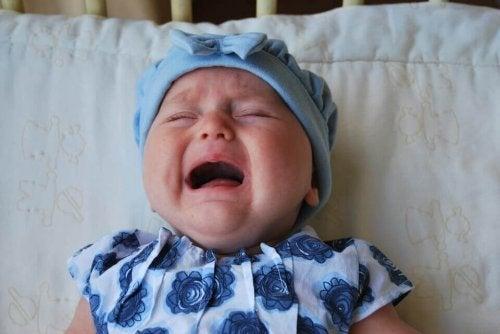 Qu'est ce que l'herpangine chez les bébés ?