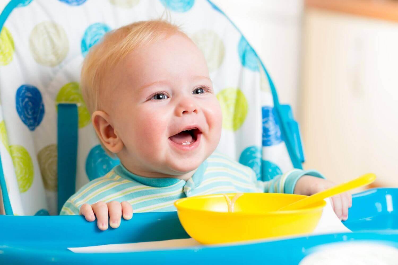 Il est important que l'enfant développe une bonne relation avec la nourriture afin que les habitudes alimentaires durent tout au long de sa vie