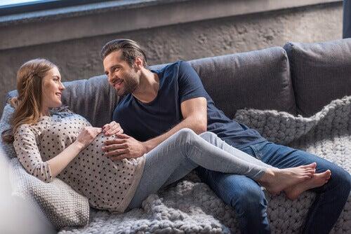 10 changements que la grossesse apporte dans le couple