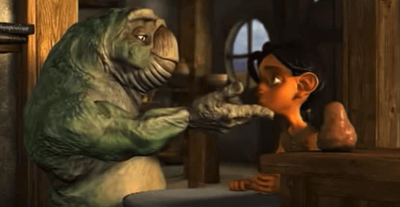 Le potier fait partie des courts métrages pour enfants qui enseigne les valeurs de l'effort et de la patience