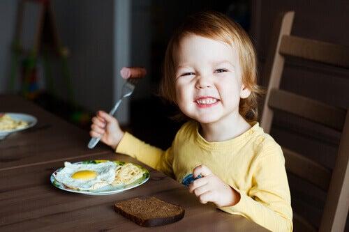 Les 6 meilleurs aliments pour le cerveau des enfants