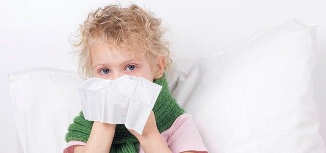 La congestion nasale peut être due à une mauvaise hygiène du nez