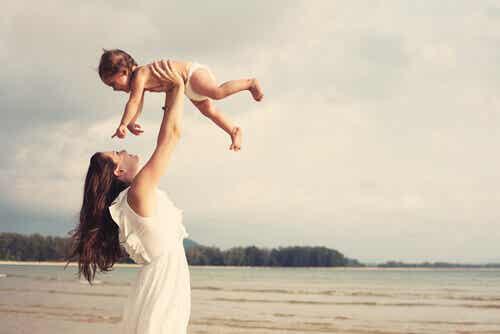 10 avantages d'être mère