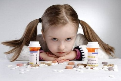les médicaments à mettre hors de portée