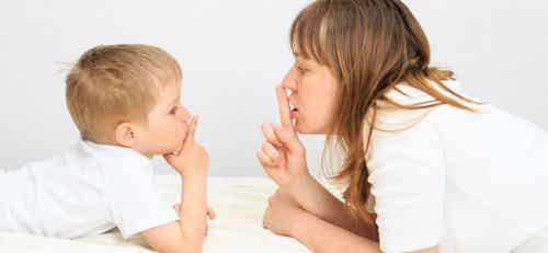 Le retard de langage chez l'enfant