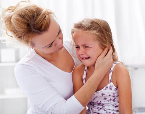 Le sentiment de frustration chez les enfants