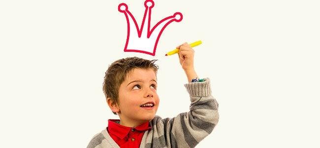 Les enfants narcissiques ont besoin de l'approbation et du jugement extérieur pour se sentir bien dans leur peau