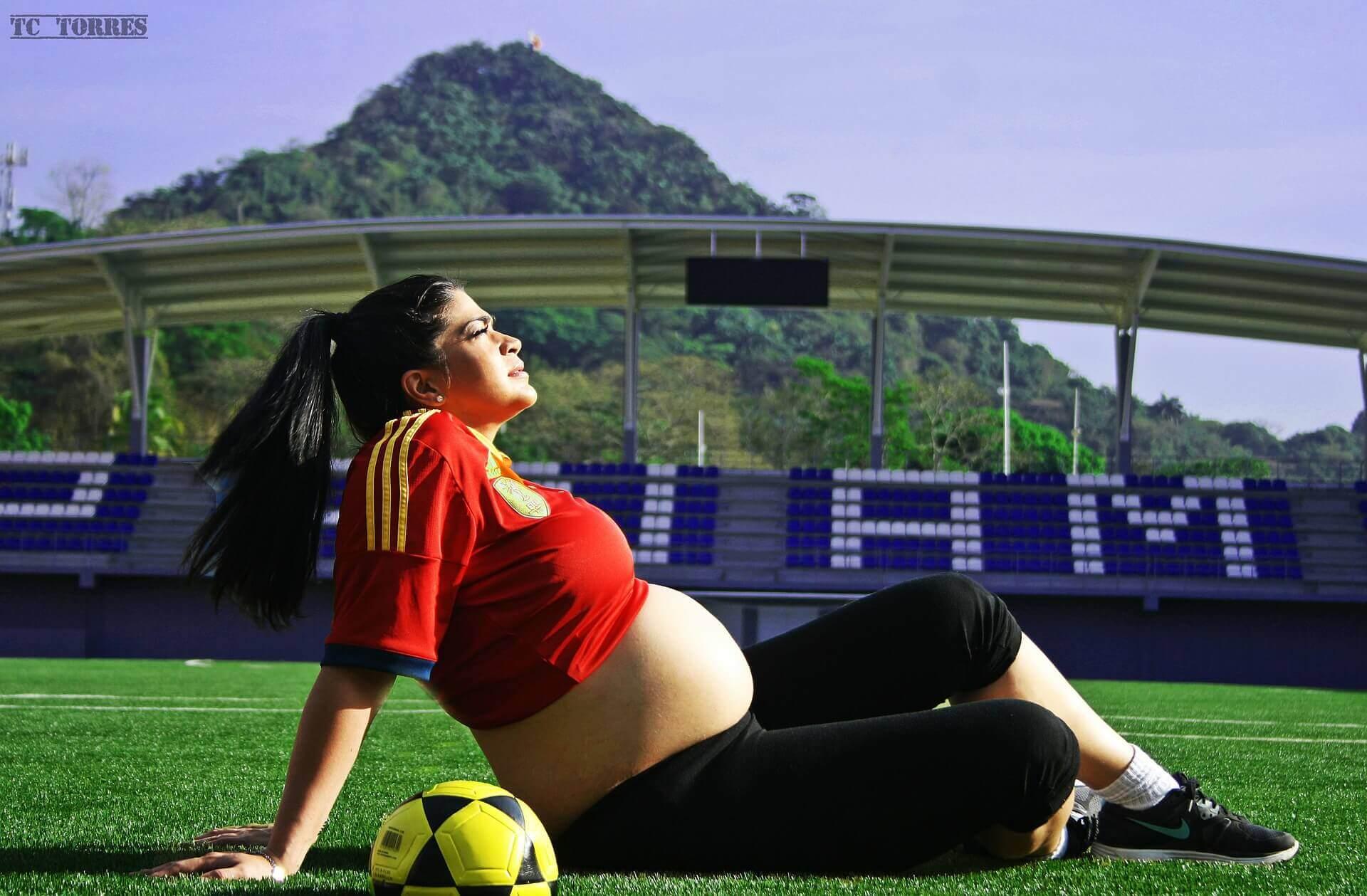 Faire de l'exercice après la grossesse aide à retrouver son poids d'avant