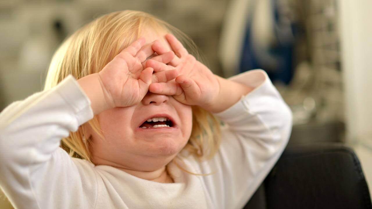 Les crises de colère font partie du développement de l'enfant et elles sont nécessaires pour libérer du stress