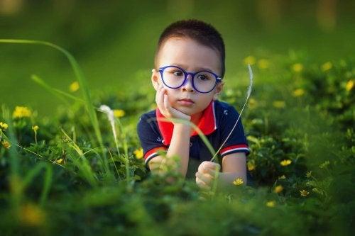 les choses qu'un enfant de 4 ans devrait savoir