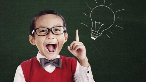 L'intelligence des enfants