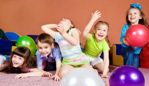 enfants hyperactifs TDAH