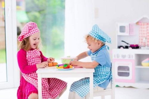 Les activités pour les enfants de 2 ans