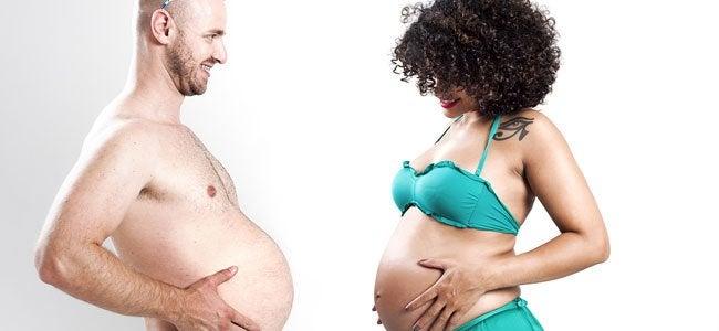 Le syndrome de la Couvade apparaît généralement chez les couples qui sont les plus connectés.