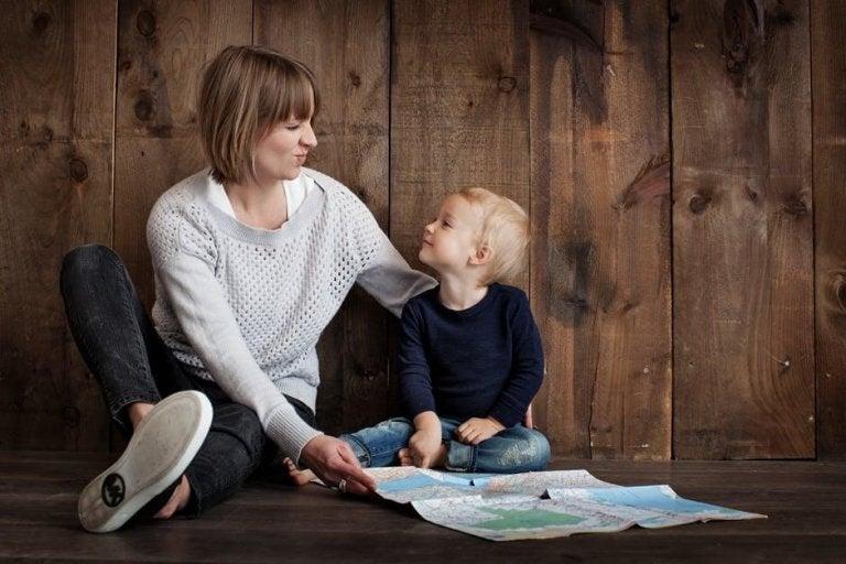 Conseils de Montessori pour aider vos enfants
