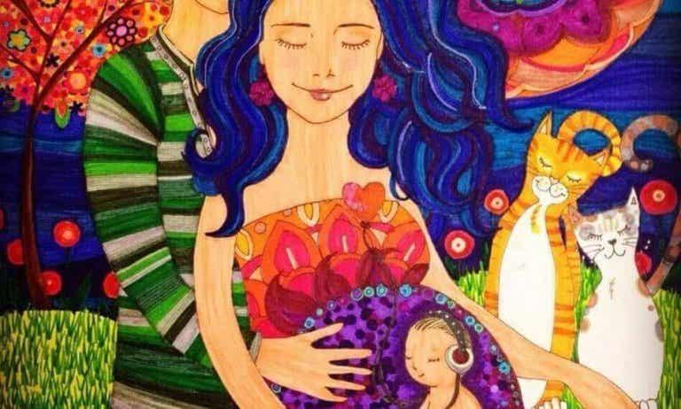 Nous sommes des femmes, des mères