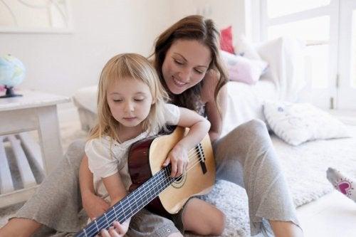 Les talents innés des enfants doivent être encouragés afin qu'ils se prennent confiance en eux et deviennent responsables et respectueux