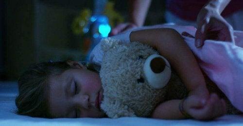 Astuces pour endormir les enfants