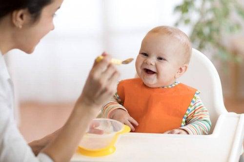 8 compotes de fruits pour bébé