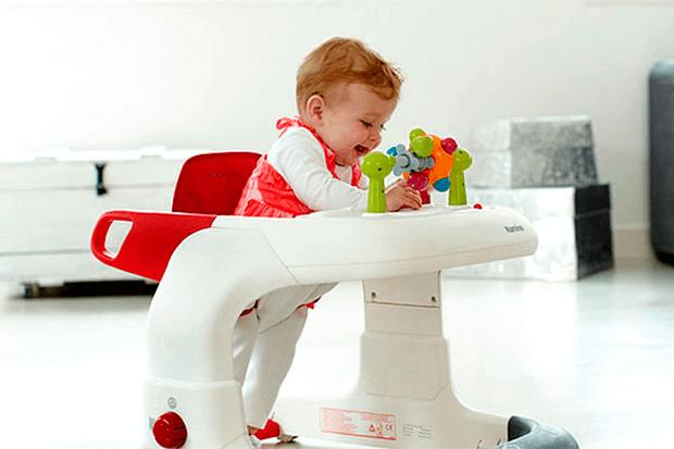 Les trotteurs pour bébés renforcent leur indépendance et permettent aux parents d'être plus libres à certains moments