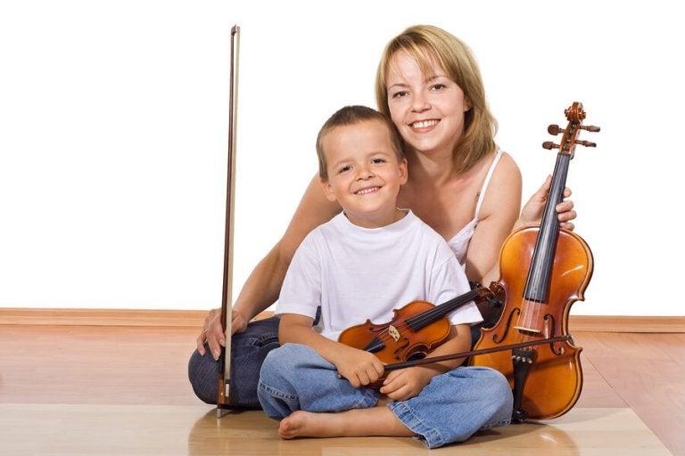 Les avantages de jouer d'un instrument de musique