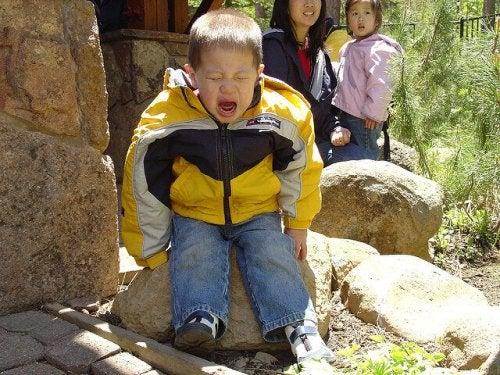 Le côté positif des crises de colère des enfants