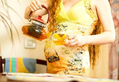 thés durant la grossesse