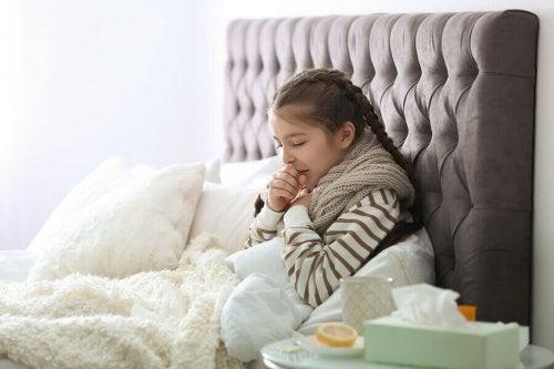 Y a-t-il des enfants qui tombent malades plus facilement que d'autres ?