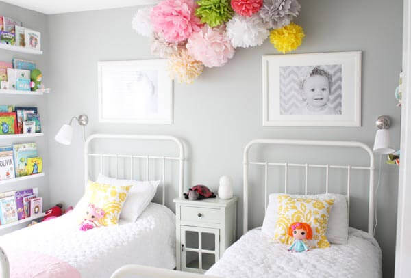 Chambre double pour enfant