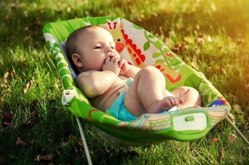 Hamacs pour bébés