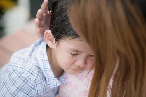 """Parfois, l""""amour d""""une mère est le meilleur remède"""