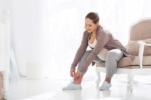 Les meilleures chaussures pour les femmes enceintes