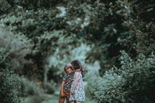 Des racines et des ailes sont les meilleurs cadeaux pour vos enfants