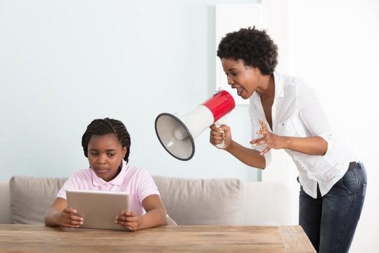 Le manque d'autorité des parents