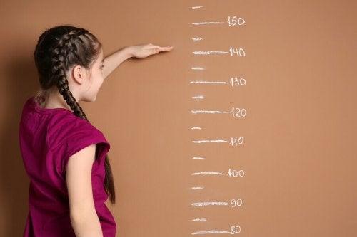A quel âge s'arrête la croissance chez les filles ?