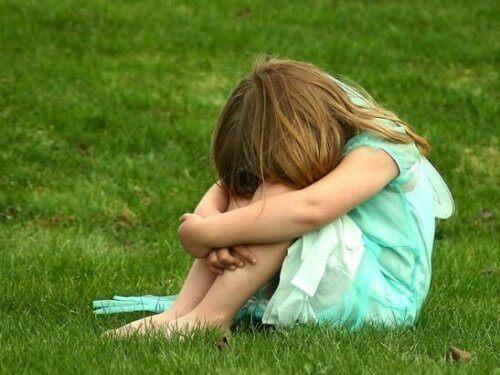 perte d'estime de soi chez les enfants