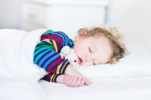 Les avantages de la sieste chez les enfants