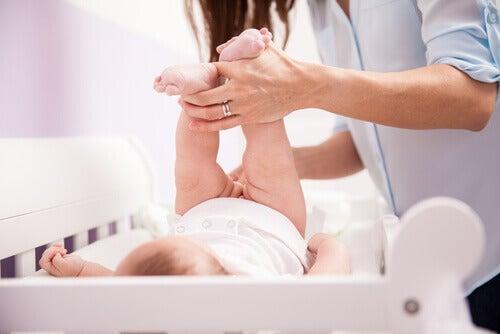 Le nécessaire dans la chambre de bébé