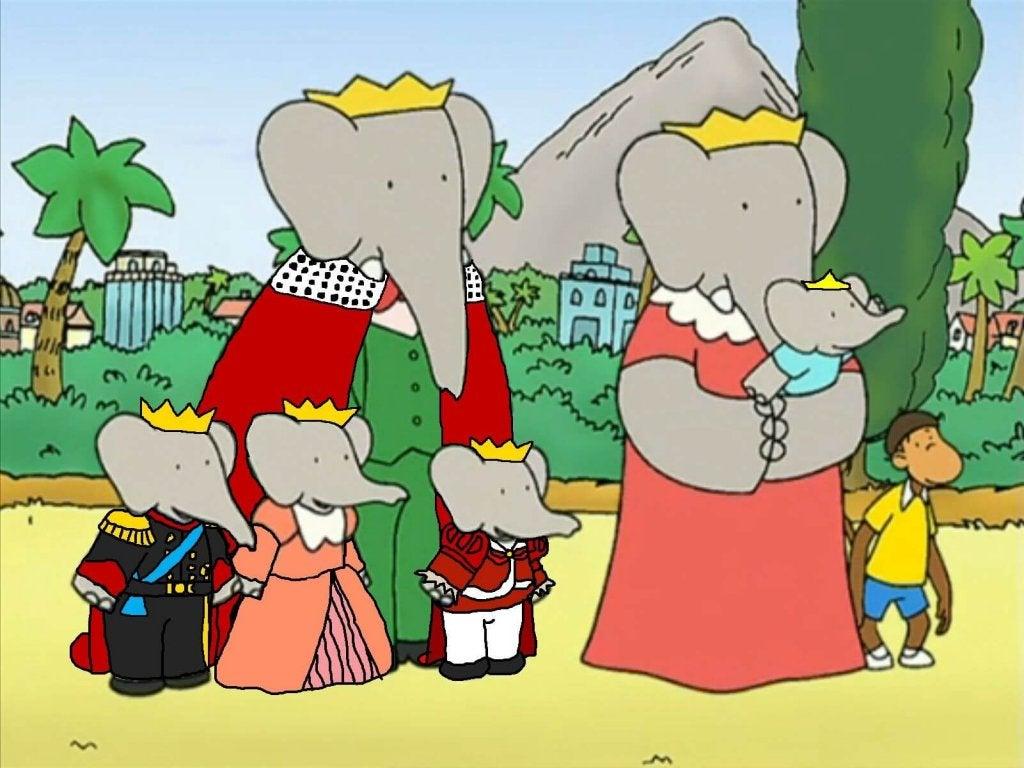 Babar l'éléphant : un personnage célèbre