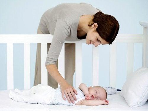 berceau pour le bébé