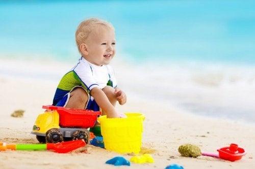 5 conseils pour aller à la plage avec votre bébé