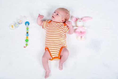 5 cadeaux pour nouveau-nés