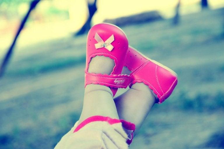 Les chaussures de bébé, comment bien les choisir ?