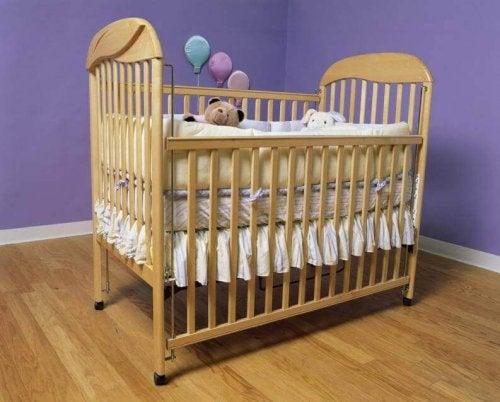 Les types de berceau pour bébé