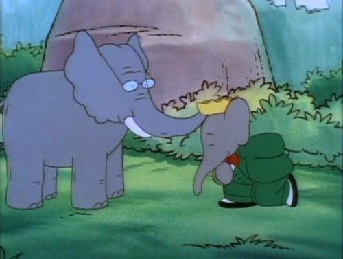 Babar l'éléphant