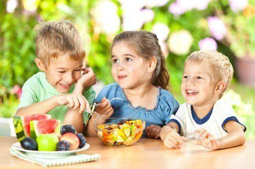 Préparer les goûters de vos enfants