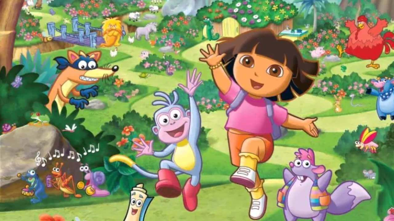 Dora l'Exploratrice et ses amis apprennent les valeurs de l'amitié, de la tolérance et de la solidarité.