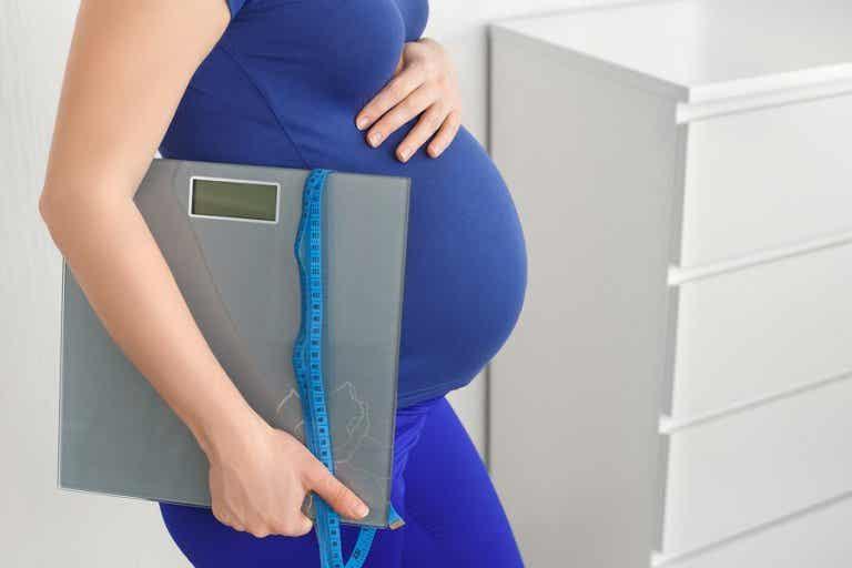 Complications liées à une prise de poids trop importante pendant la grossesse
