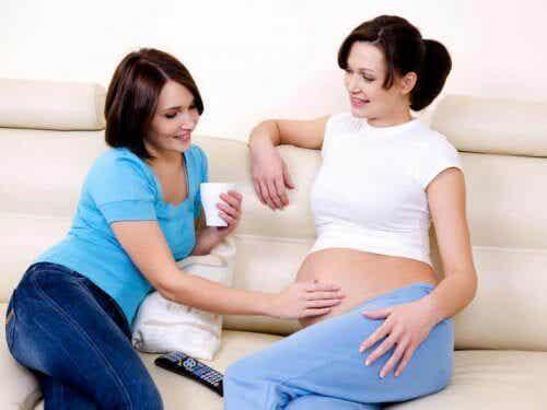 Ce qu'il ne faut pas dire à une femme enceinte